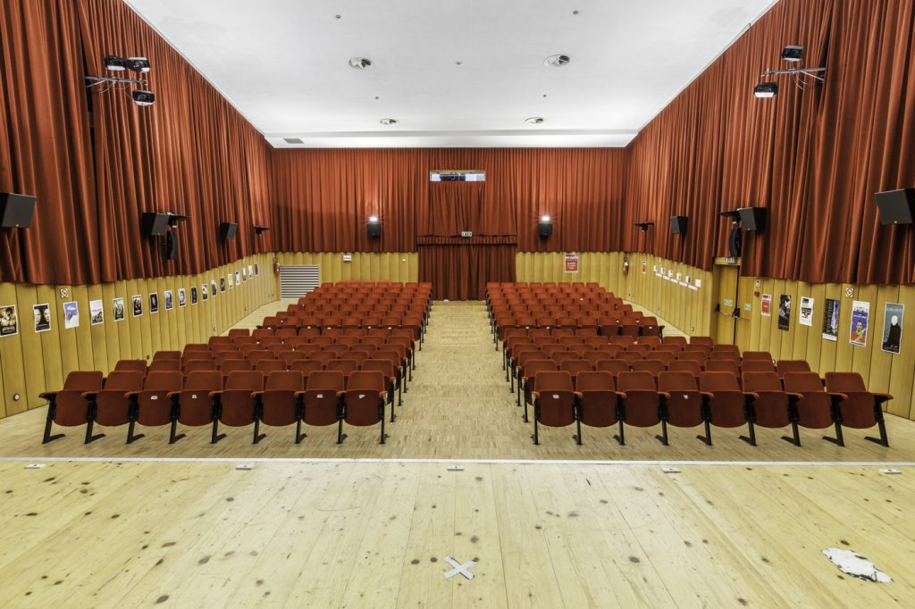 auditorium alla fratta san daniele del friuli
