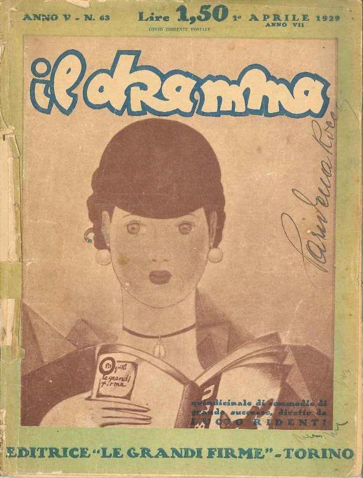 04_Riviste_Dramma_1929